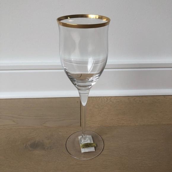Noritake Other - Noritake crystal wine glasses